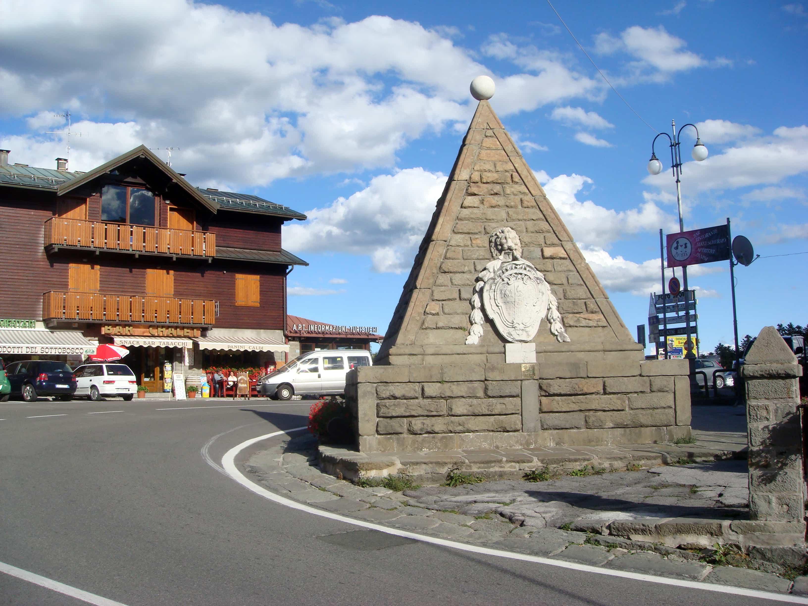 L'Abetone, il comune più alto di Pistoia