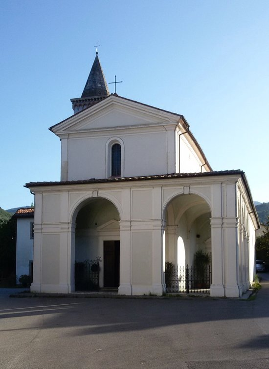Il Santuario di Valdibrana