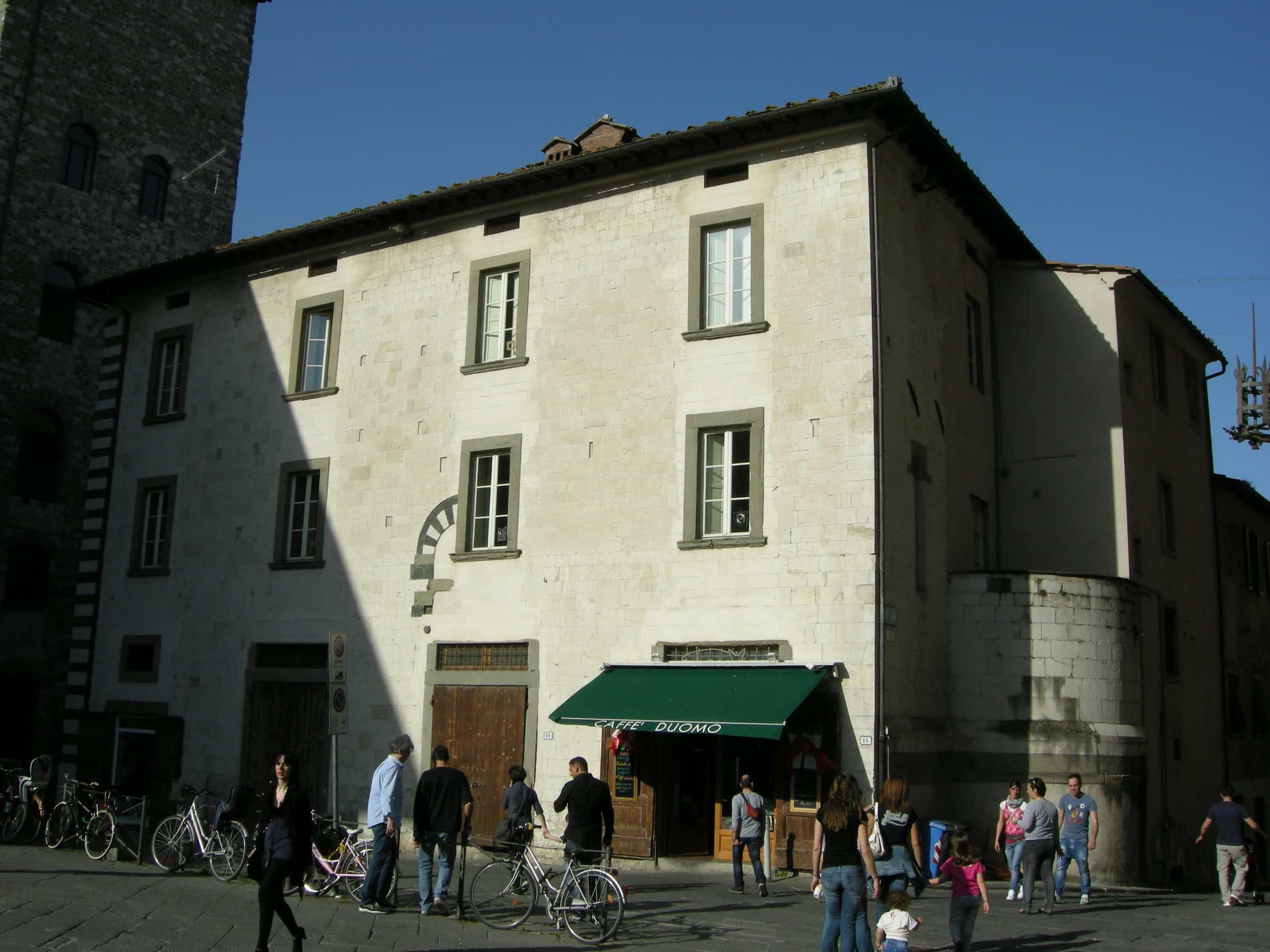 Santa Maria Cavaliera e i Cavalieri pistoiesi