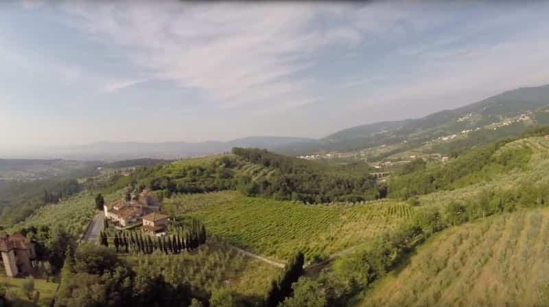 Collina Pistoiese, borgo tra città e montagna