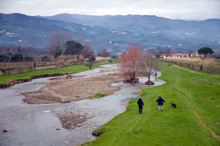 """L'Ombrone Pistoiese, il nostro """"fiume"""""""