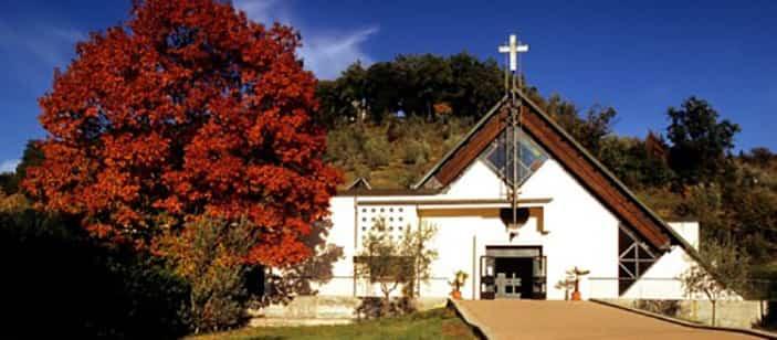Moderna ma dall'origine antica: la Chiesa di San Felice