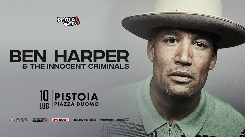 Ben Harper&The Innocent Criminals in concerto