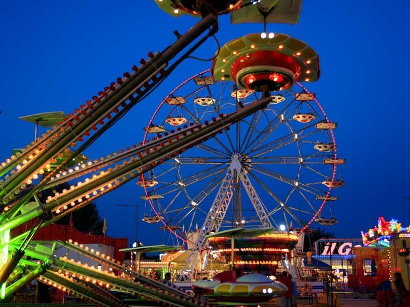 Luna Park a Pistoia