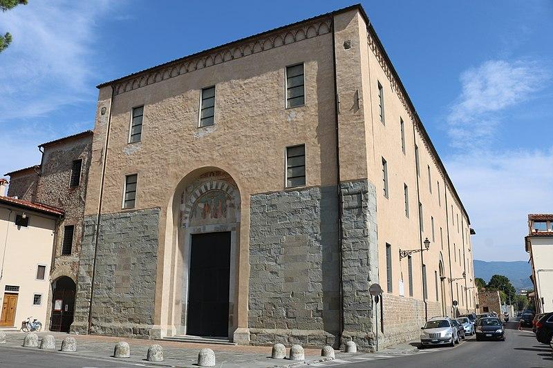 Il complesso monumentale di San Lorenzo a Pistoia