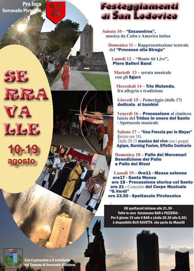 San Lorenzo a Serravalle