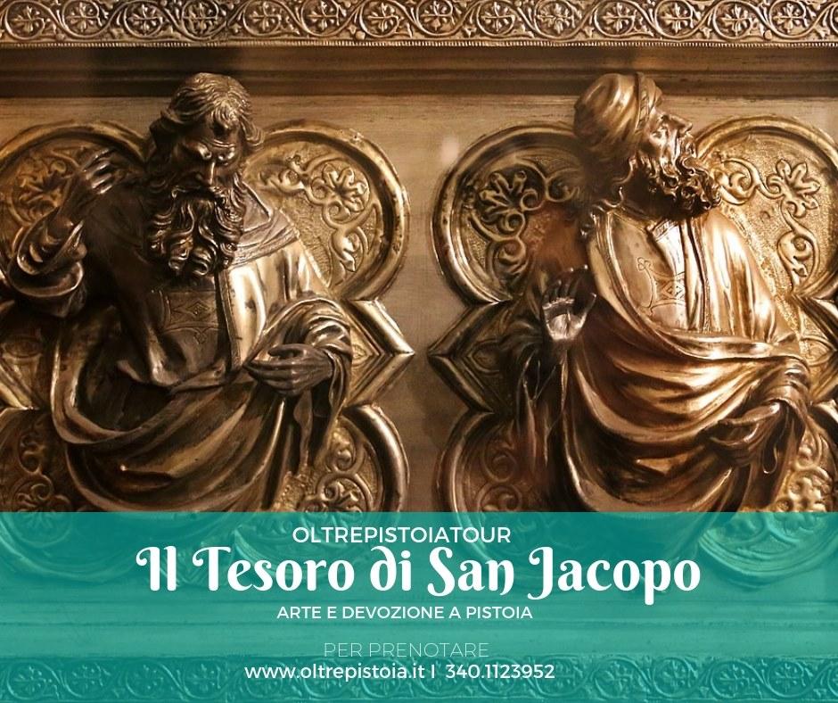 Il Tesoro di San Jacopo – arte e devozione a Pistoia