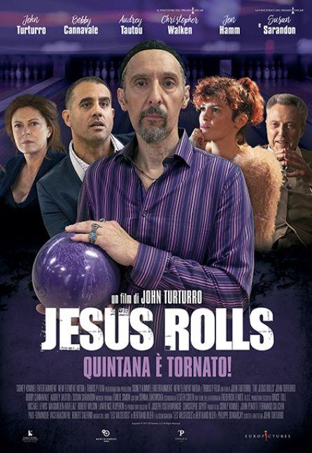 Jesus Rolls – Quintana è tornato