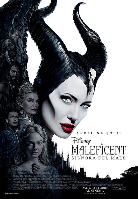 Maleficent 2 – Signora del male