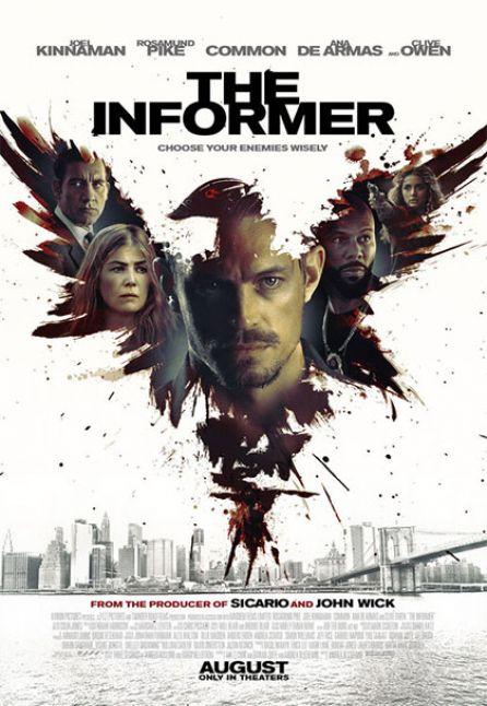The informer – Tre secondi per sopravvivere
