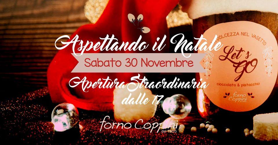 Aspettando il Natale 2019 al Forno Coppini – Degustazione