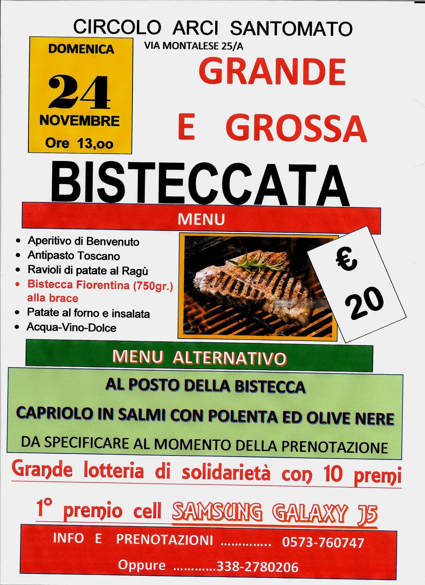 Grande Bisteccata