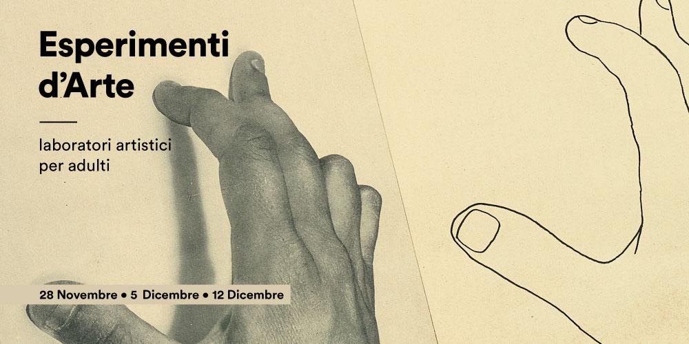 Esperimenti d'arte | Laboratorio artistico per adulti