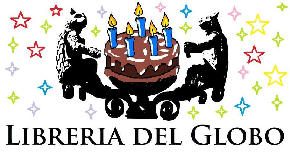 Compleanno Libreria del Globo