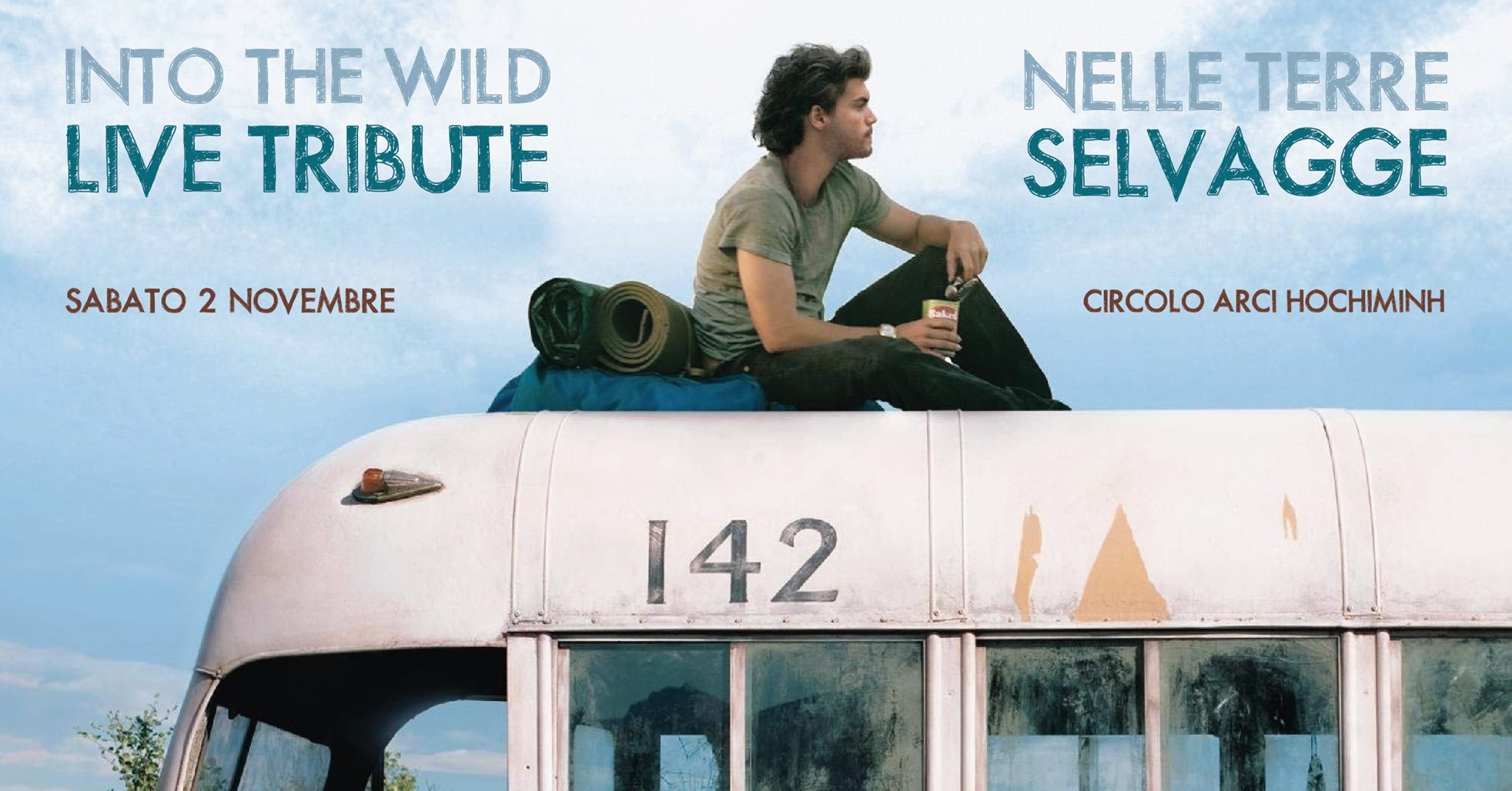 Into The Wild – Soundtrack Live Tribute | Circolo Hochiminh