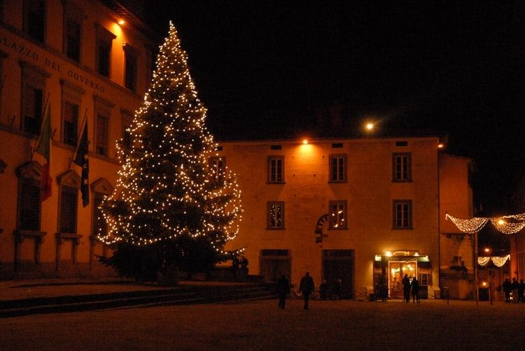 Ricco Natale a Pistoia