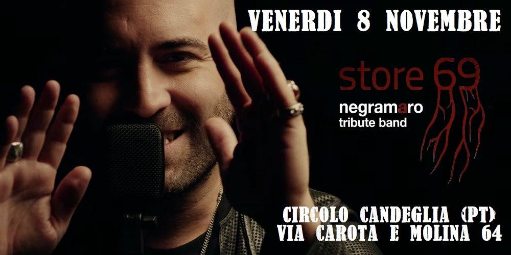 """Negramaro Tribute Band """"Store 69"""""""