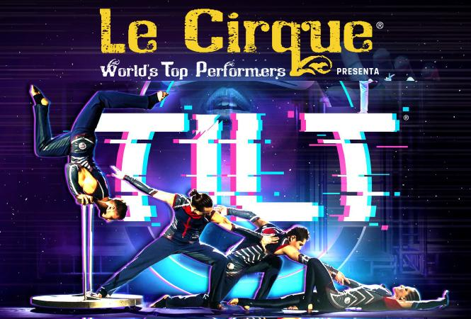 Tilt a Montecatini – Le Cirque World's Top Performers