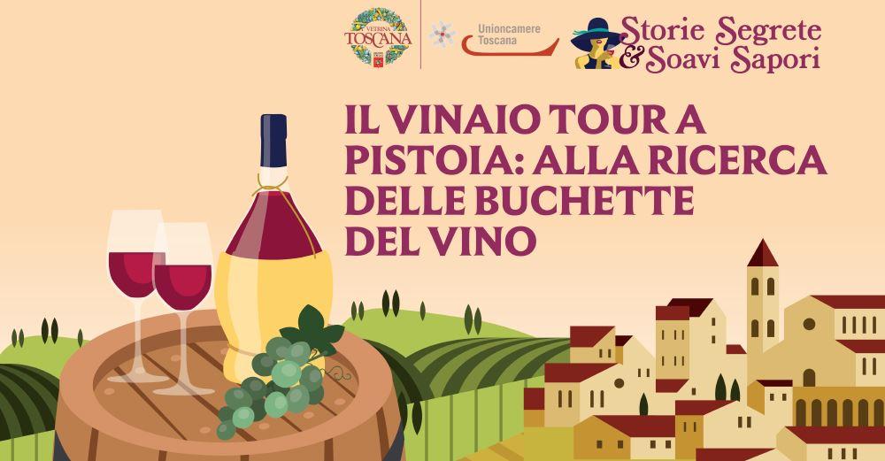 Il Vinaio Tour a Pistoia: alla ricerca delle buchette del vino