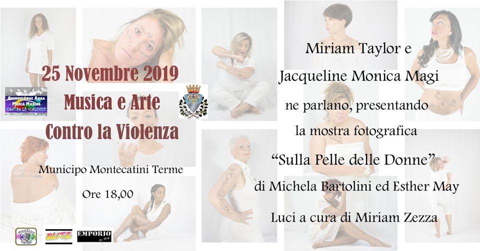 Musica e Arte contro la Violenza