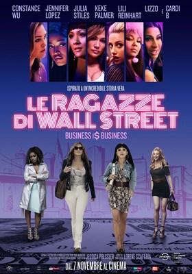 Le ragazze di Wall Street – business i$ businnes