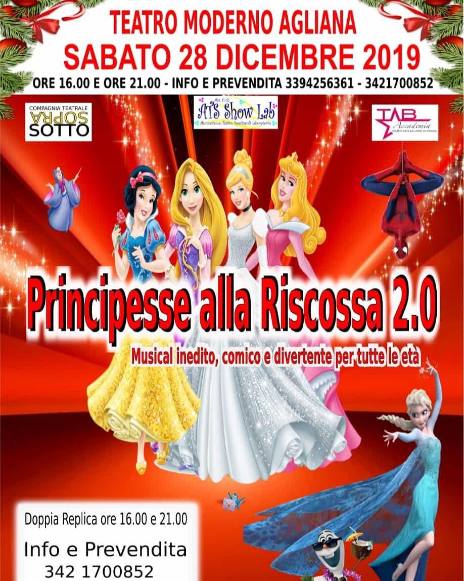 PRINCIPESSE ALLA RISCOSSA 2.0 IL MUSICAL