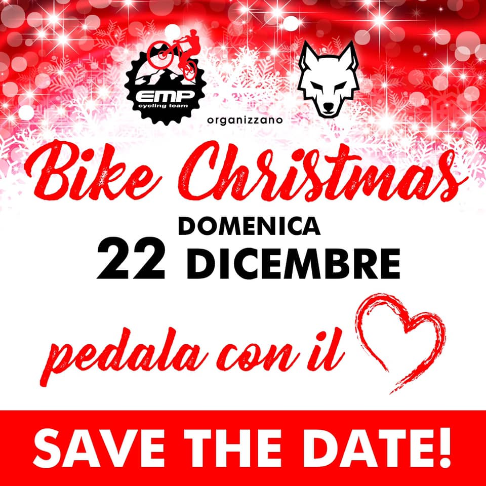Bike Christmas: pedala con il cuore for Meyer