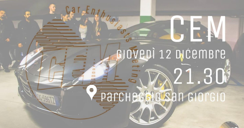 CEM Pistoia 12 DICEMBRE 2019