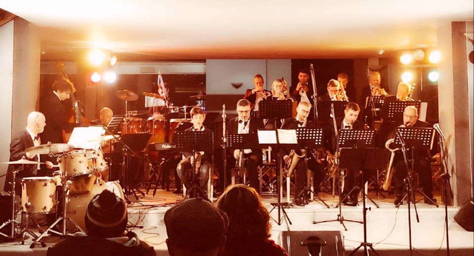 Montecatini City Band – Christmas In Jazz!