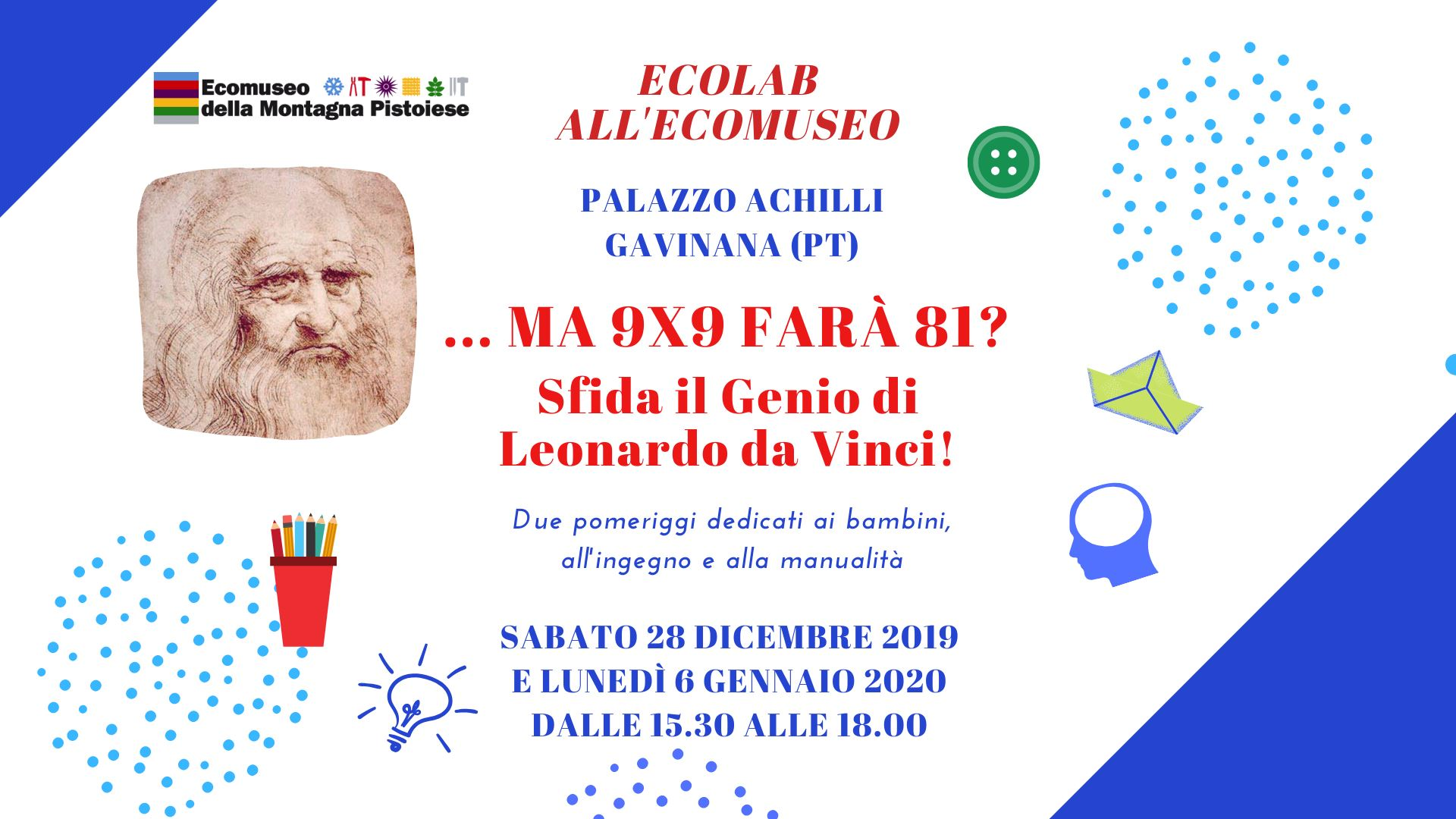 EcoLab – Laboratori all'Ecomuseo
