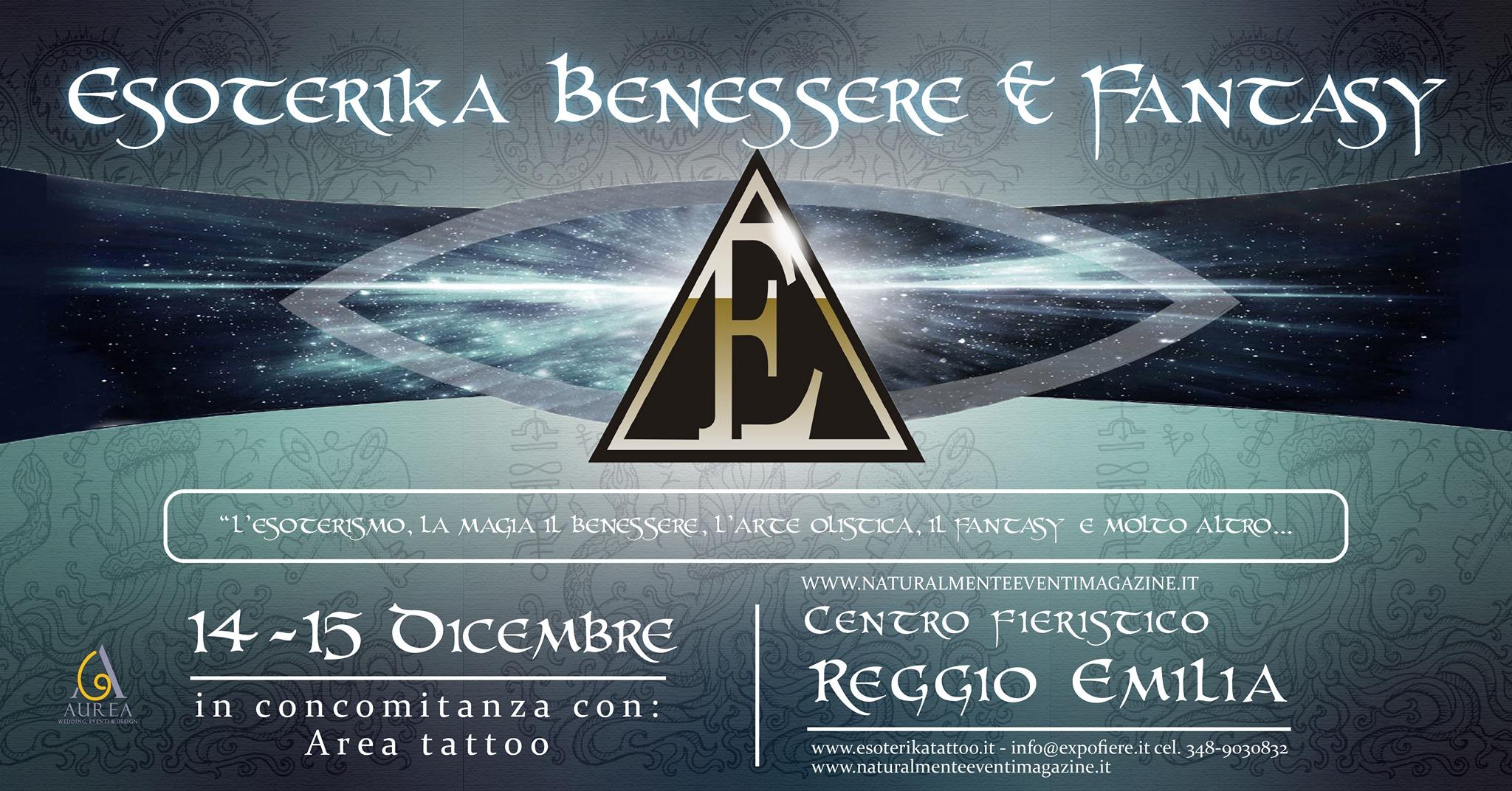 Esoterika Benessere e Fantasy Reggio Emilia