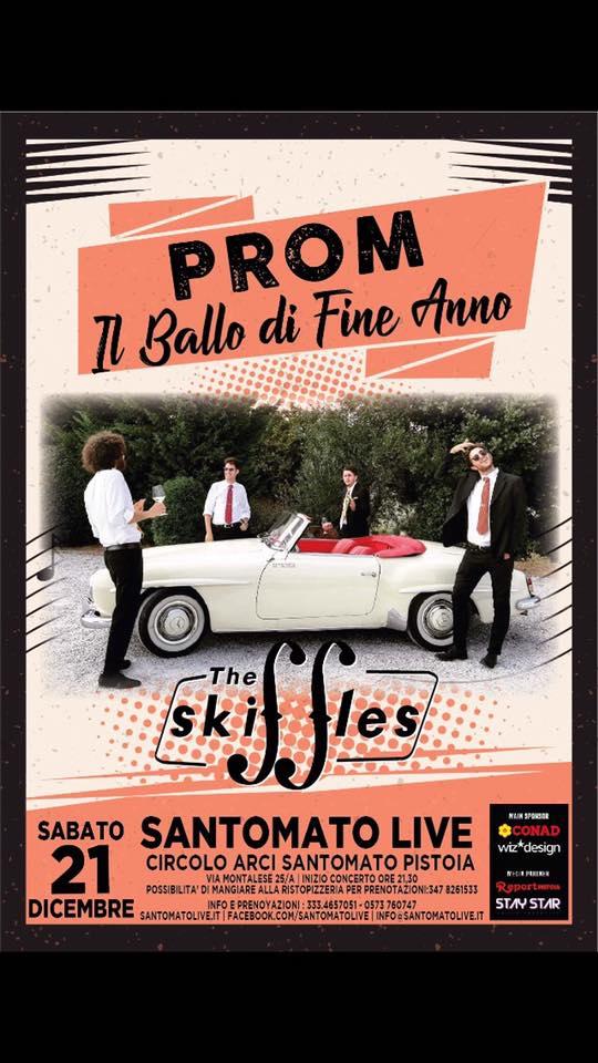 The Skiffles – PROM – Il ballo di fine anno