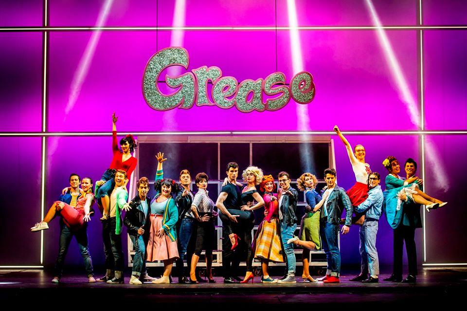 Grease – Compagnia della Rancia 20-22 dicembre Pistoia