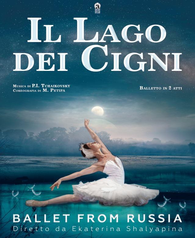 Il Lago dei Cigni – Ballet From Russia