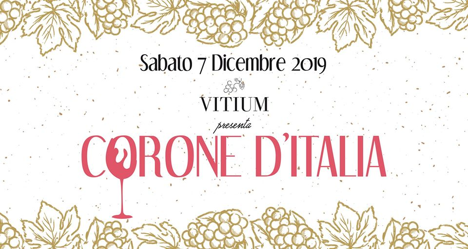 Corone d'Italia – Wine Tasting