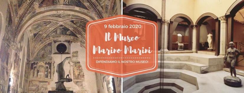 IL MUSEO MARINO MARINI – Difendiamo il nostro Museo!