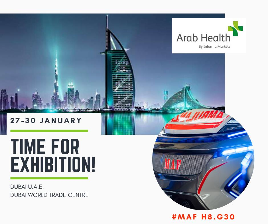 Arab Health – Dubai