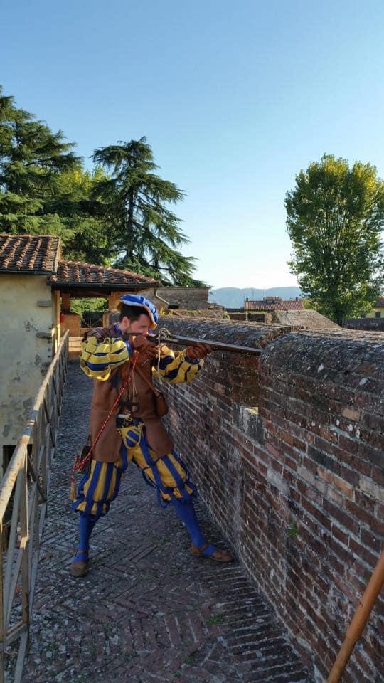 Rievocazione e visite guidate in Fortezza