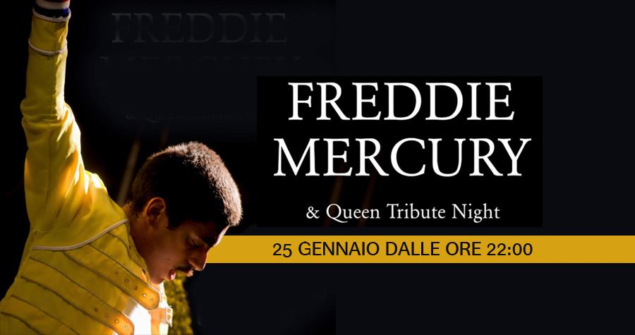 Freddie Mercury & Queen Tribute Night