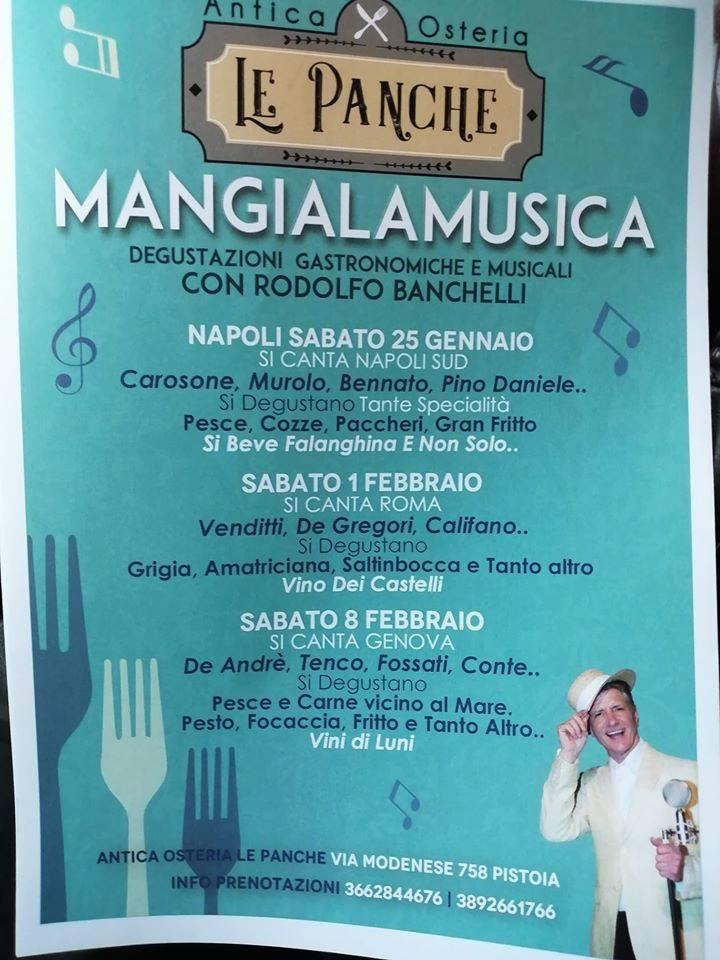 Mangia la Musica: Roma