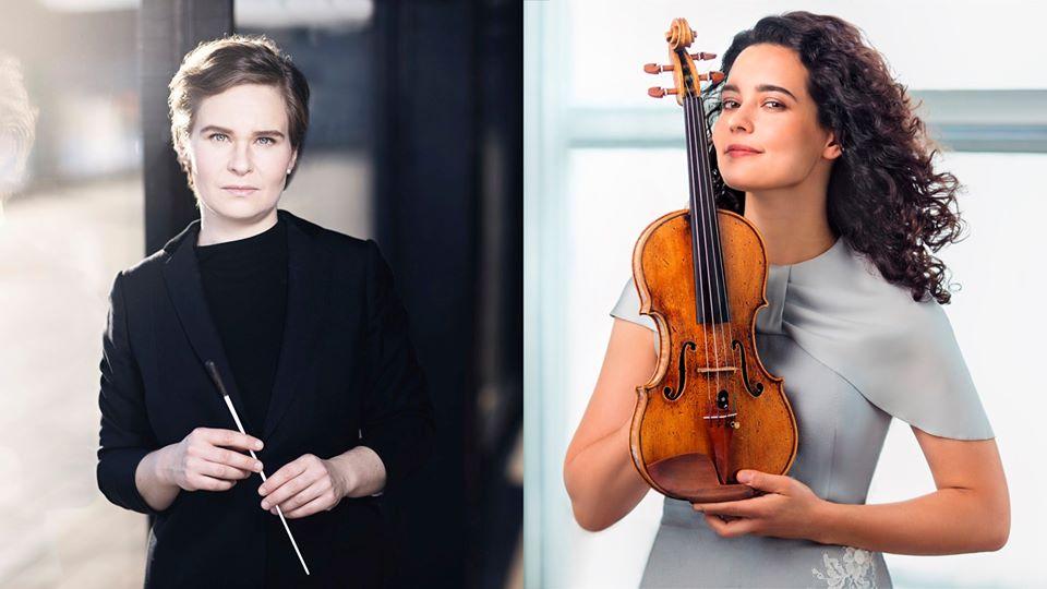 Orchestra Leonore – Eva Ollikainen – Alena Baeva