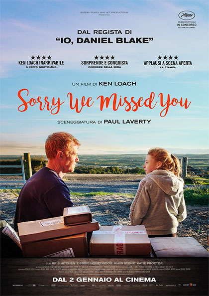 Original Version: Sorry we missed you by Ken Loach