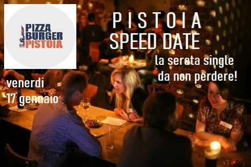Pistoia serata single con speed date e giro pizza