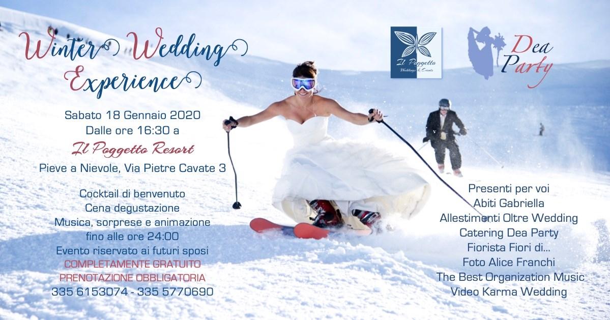 Winter Wedding Experience