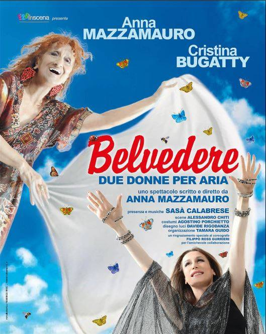 Belvedere – due donne per aria