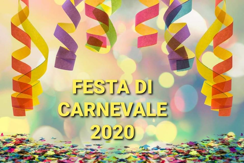 Festa Di Carnevale 2020