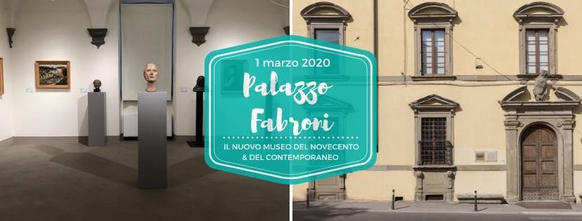 Palazzo Fabroni – il nuovo Museo del Novecento