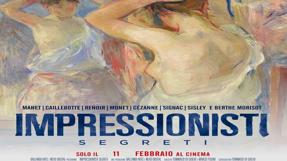 Impressionisti segreti • evento arte
