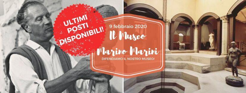 Il Museo Marino Marini – difendiamo il nostro Museo