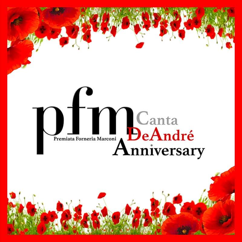Pfm canta De Andrè Anniversary